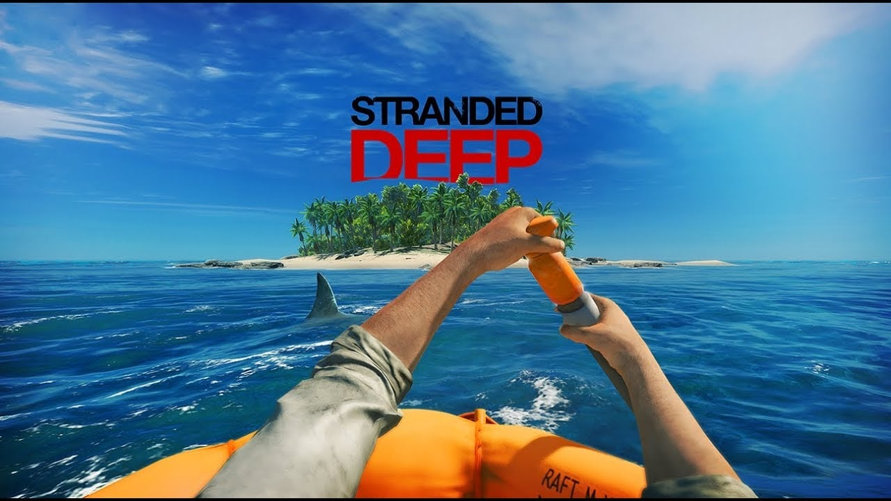Stranded Deep Arrives On Xbox One And Playstation 4 This