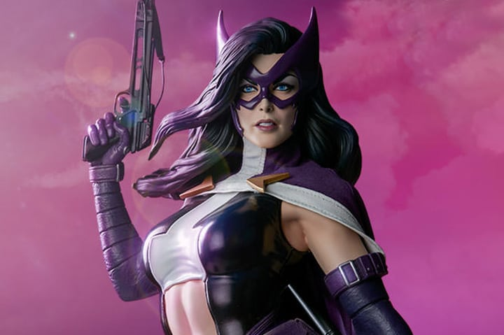 Mary Elizabeth Winstead On Training For Huntress Role In
