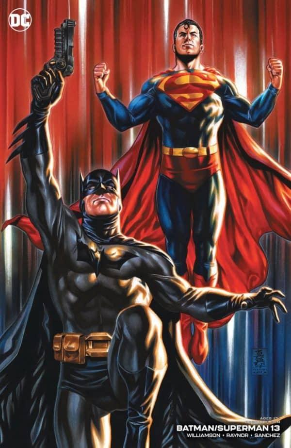 The Aspiring Kryptonian - Batman/Superman #13