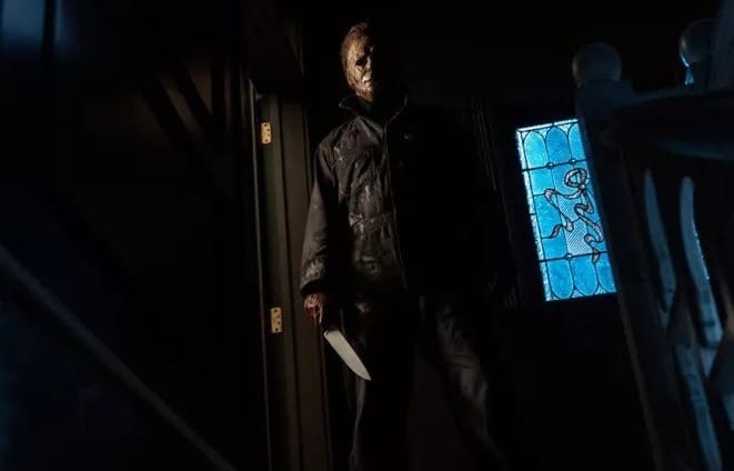 We may earn commission on some of the items you choose to buy. Michael Myers returns in Halloween Kills image