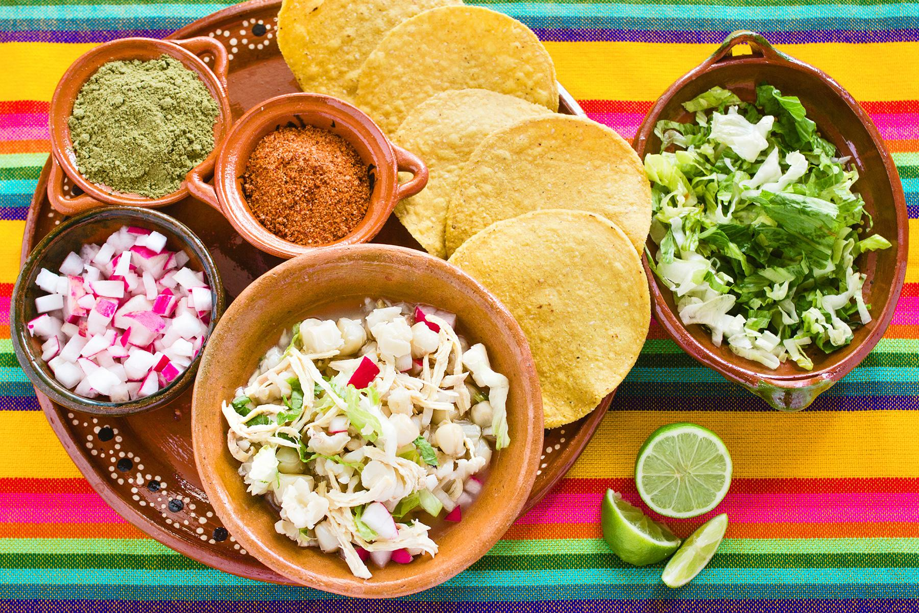Delicious Traditional Mexican Dishes For Christmas