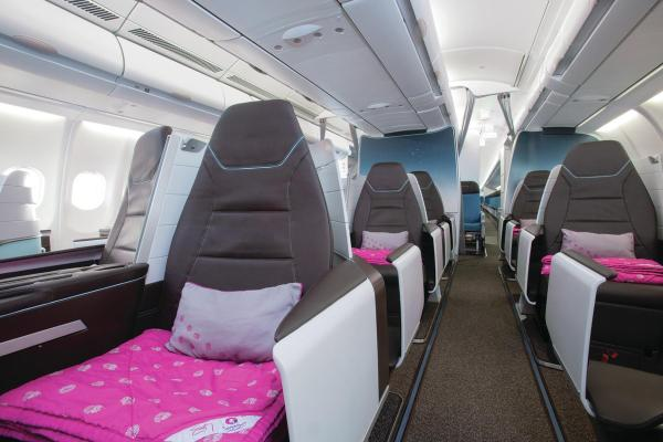 A Review of Hawaiian Airlines First Class