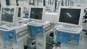 Ministério da Saúde quer equipar leitos intermediários com suporte de ventilação