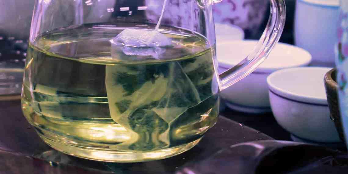 Top Health Benefits of Green Tea