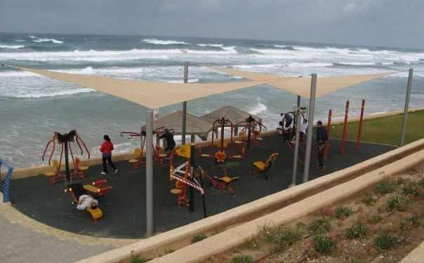 3 Free Ways To Stay Fit In Tel Aviv