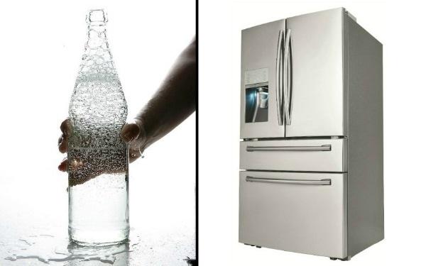 Sodastream Samsung Fridge
