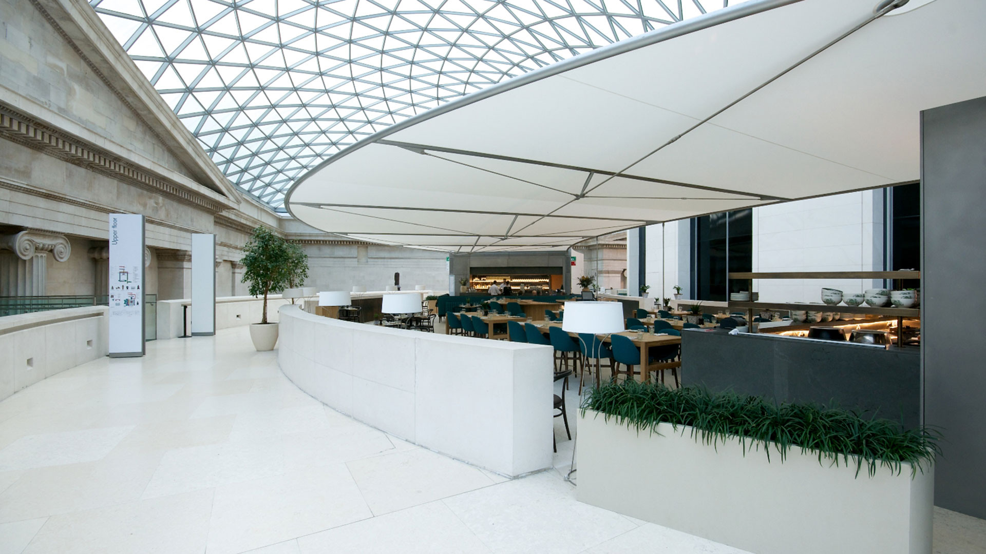 Londons Best Museum And Gallery Restaurants And Cafs