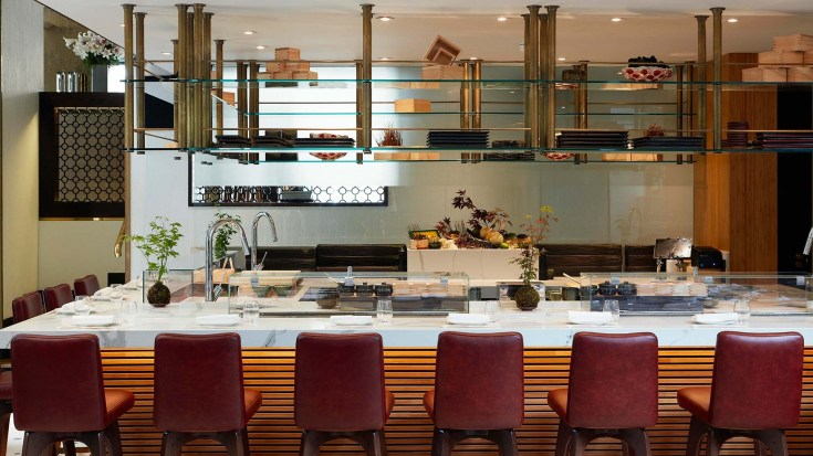 the best chef's tables and kitchen tables in london | foodism
