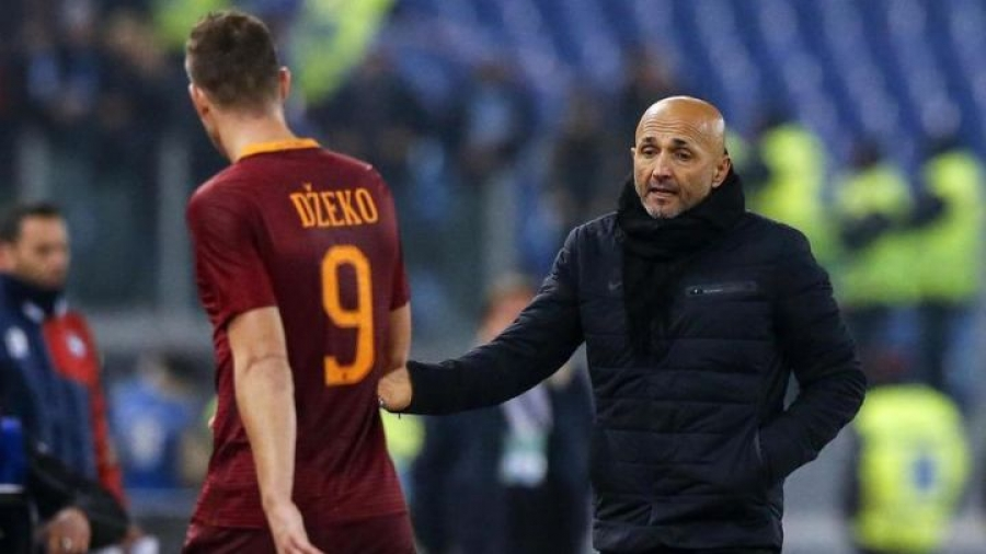 as roma and luciano spalletti