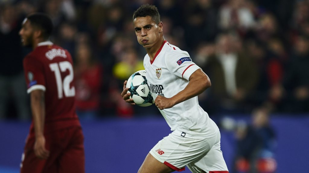 Ben Yedder - Sevilla player, a highlight of the Fantasy La Liga in FootballCoin