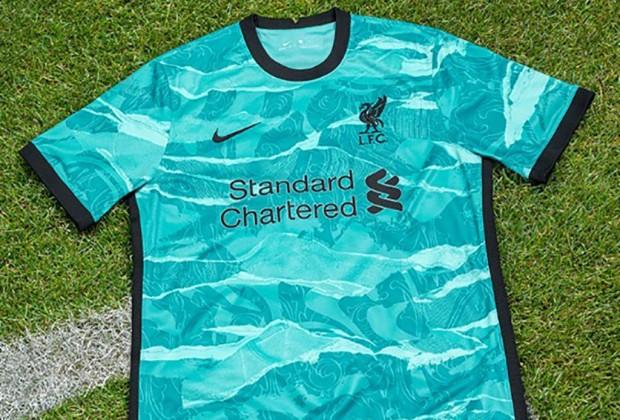 liverpool kit football premier league 2020 2021