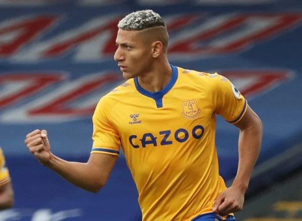 Everton-richarlison-crystal = palace-selhurst-park-premier league