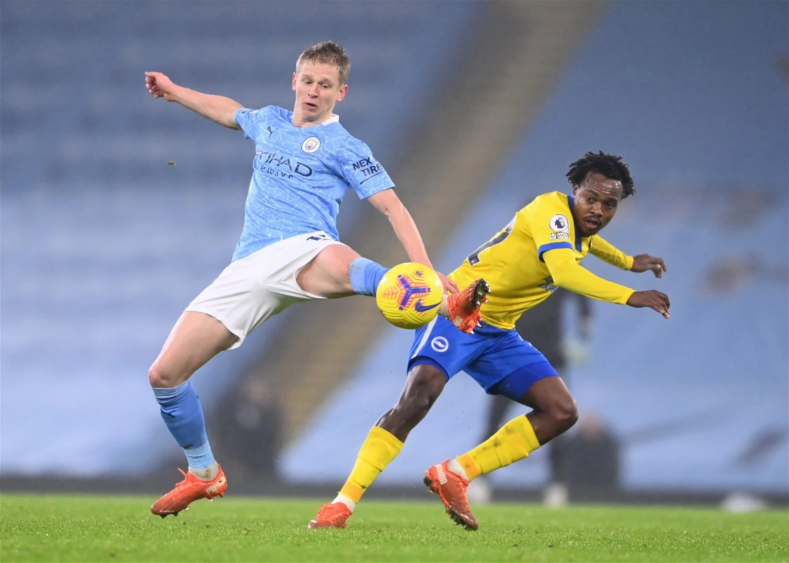 Why Zinchenko was Pep's star vs Brighton