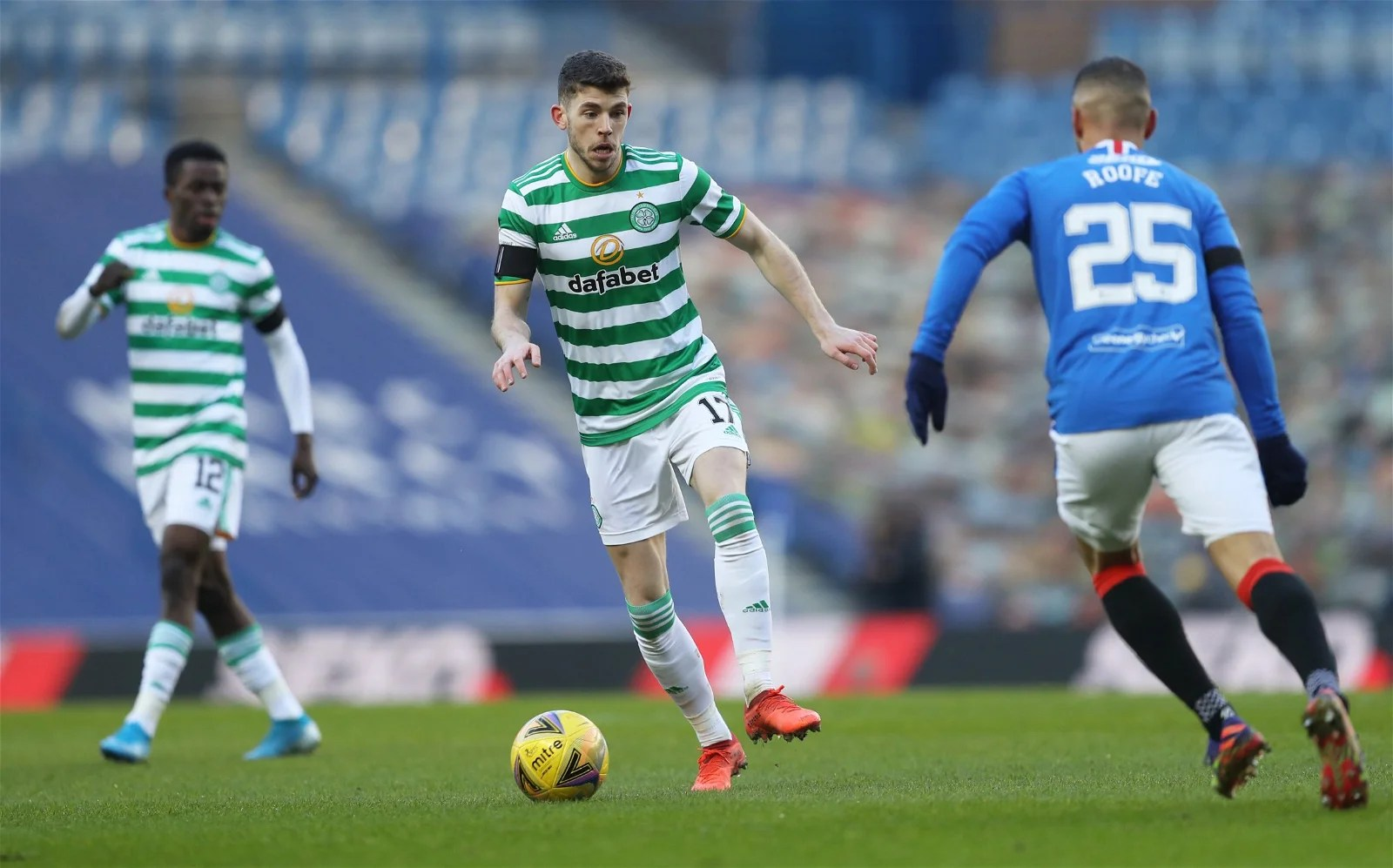 Livi 2-2 Celtic: Christie continues abject form