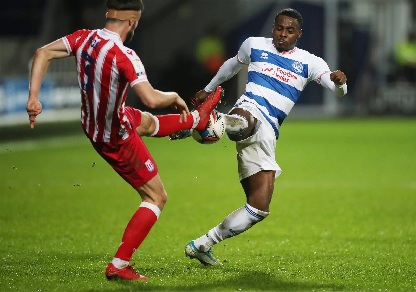 West Brom must revisit QPR's Bright Osayi-Samuel