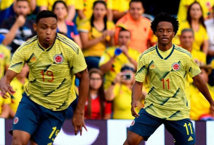 Resultado de imagen para seleccion colombia venezuela qatar 2022