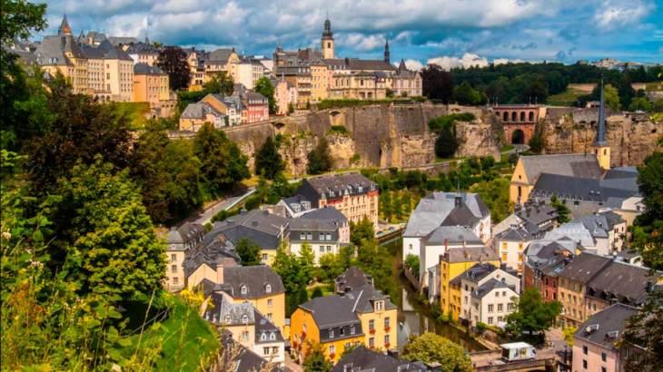 Luxemburgo será el primer país en tener un transporte público ...