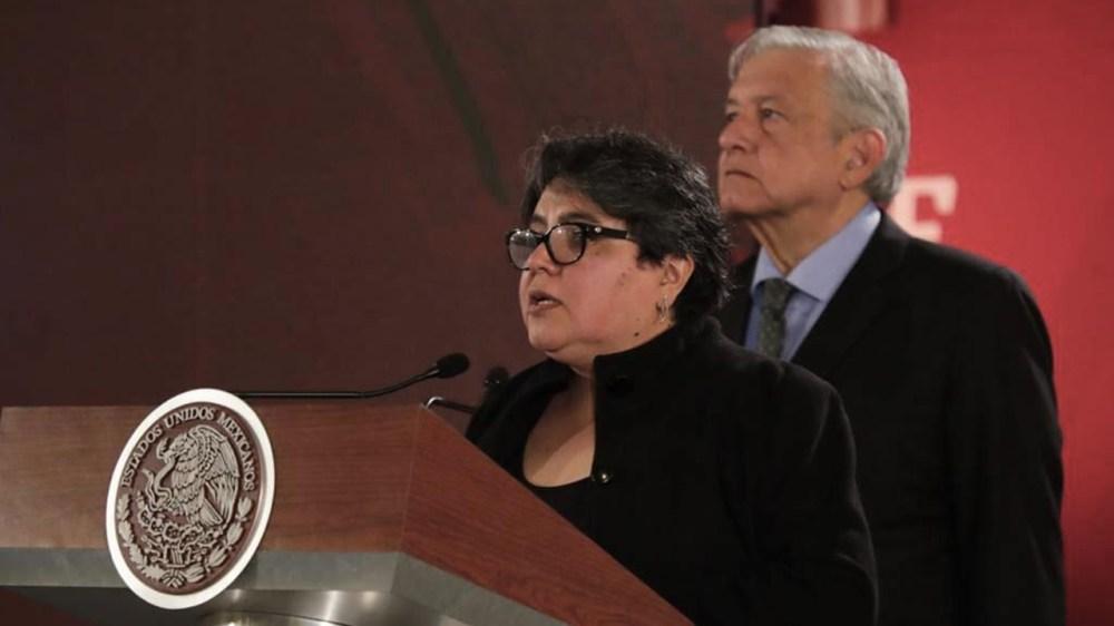 Hacienda revoca facultad a la oficial mayor Raquel Buenrostro