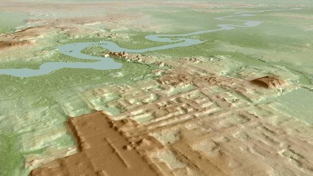 La estructura maya más antigua es descubierta en Tabasco • Forbes ...
