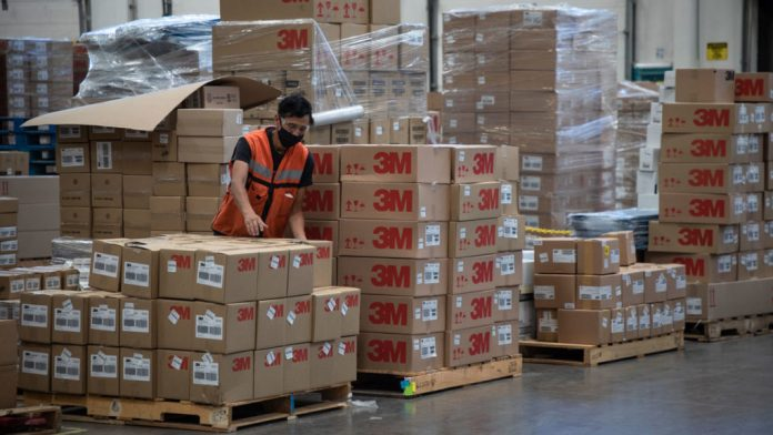 3M, work, employment, pmleada, coronavirus, covid,