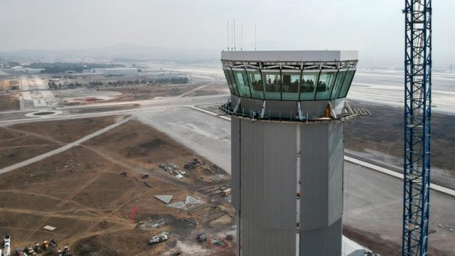 Santa Lucia airport