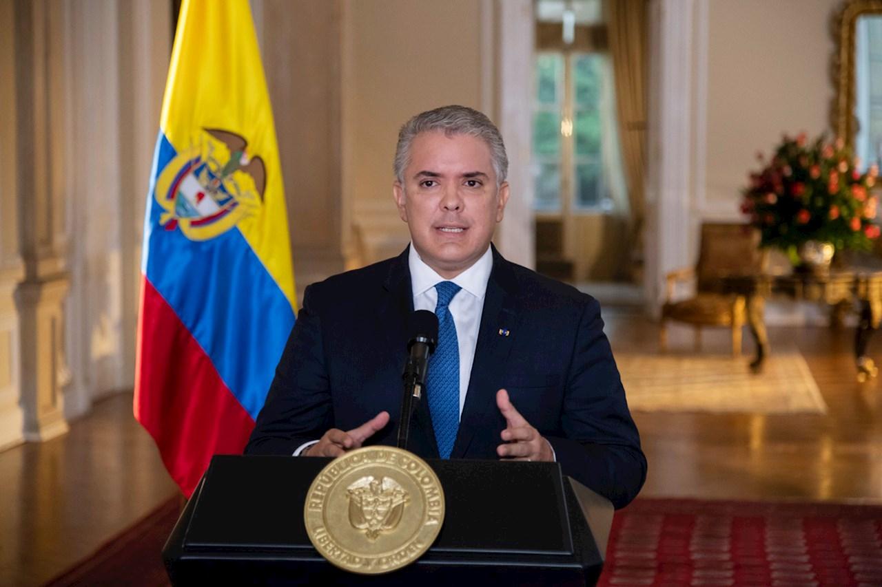 Decreto legislativo 1837 de 2002. Colombia No Descarta Estado De Conmocion Interior Ante Protestas