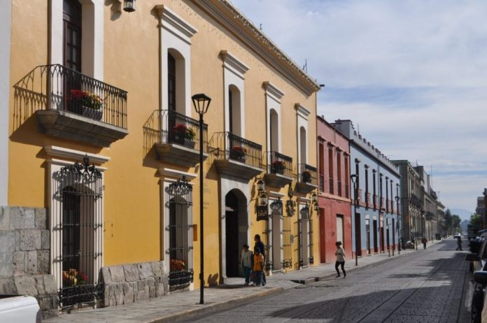 Oaxaca tourist destinations