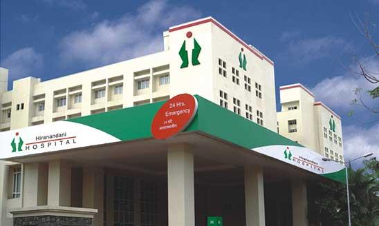 Resultado de imagem para fortis vashi hospital