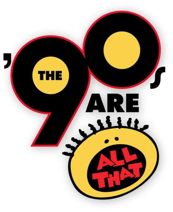 trending 90s theme party for your party