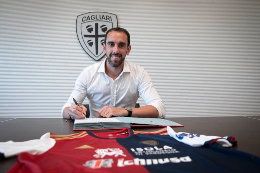 Godin leaves Inter and officially joins Cagliari | Forza Italian Football