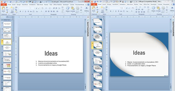 Change slide background powerpoint 2003 background editing picsart applying a template to powerpoint presentation toneelgroepblik Choice Image