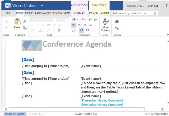 This meeting agenda format template is a great example of how to create an agenda that looks professional and orderly. Free Agenda Templates For Word