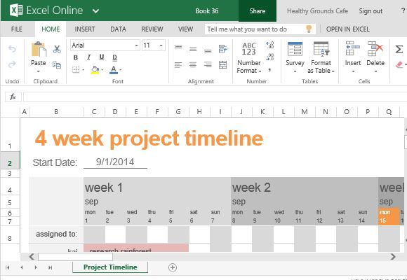 Create a project timeline using an excel® chart. Free Project Timeline Template For Excel