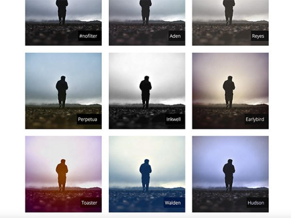 CSSGram - Instagram filters with CSS - Freebiesbug
