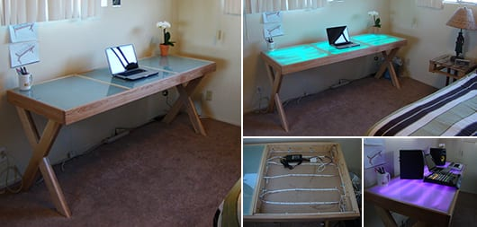 Schreibtisch Selbst Bauen 2021