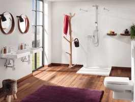 landhausstil im badezimmer moderne badezimmer ideen fuer ...
