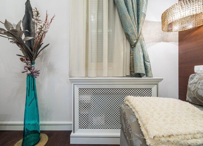 Wooden cover for radiator - fresHouse