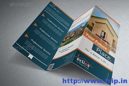 Excel Project Timeline Template Free Real Estate Brochures Templates - Real estate tri fold brochure template