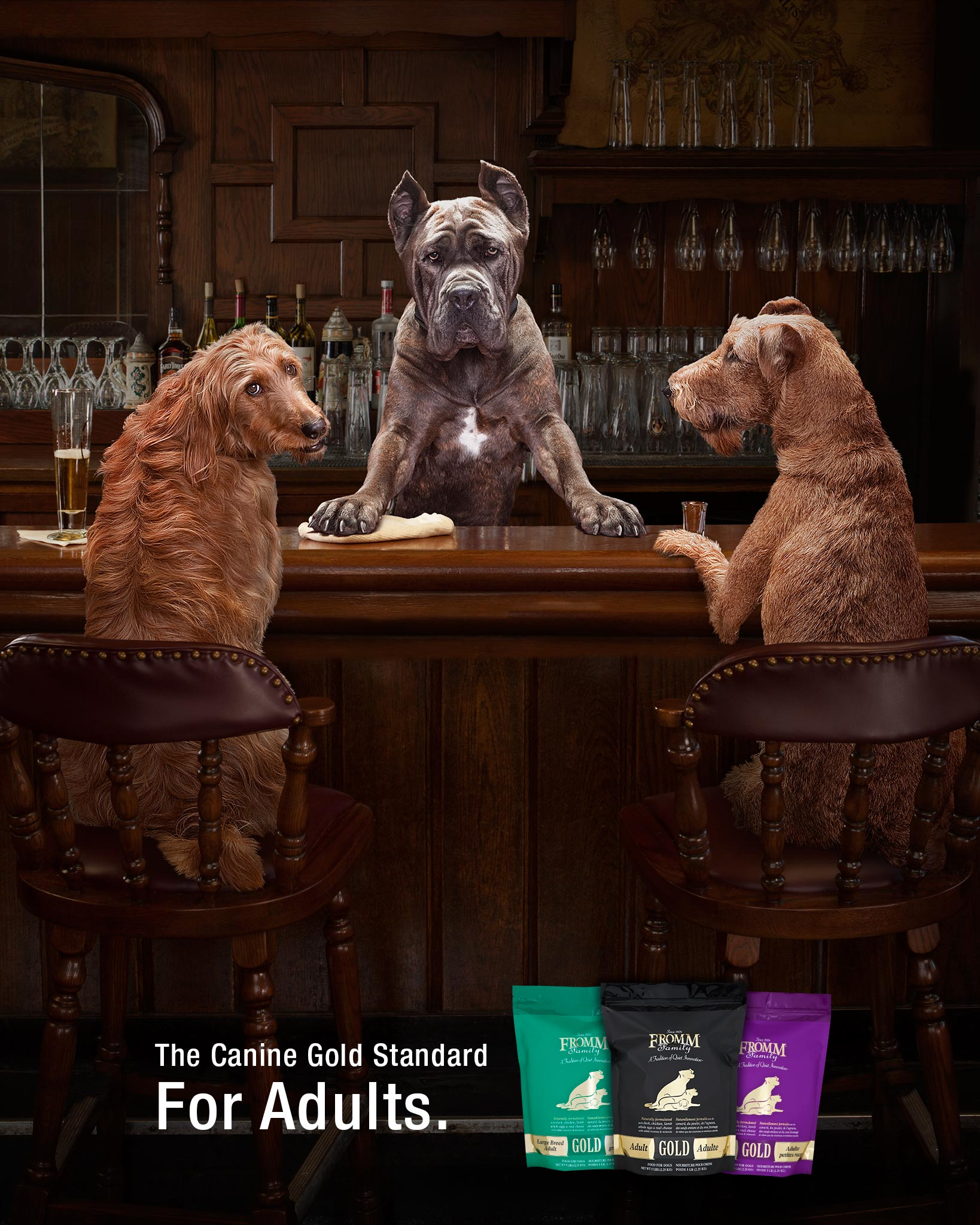 Gold Nutritionals For Dogs Fromm Family Foods