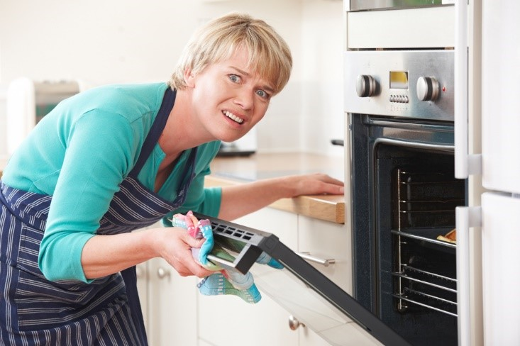 7 common oven problems and how to fix