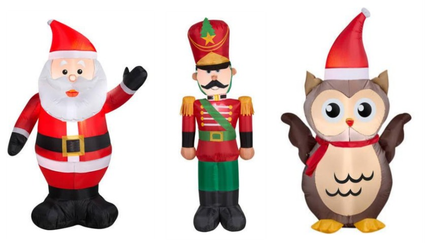 Christmas Inflatable Decorations As Low As 1497