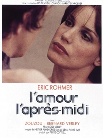 Poster do filme Amor à Tarde