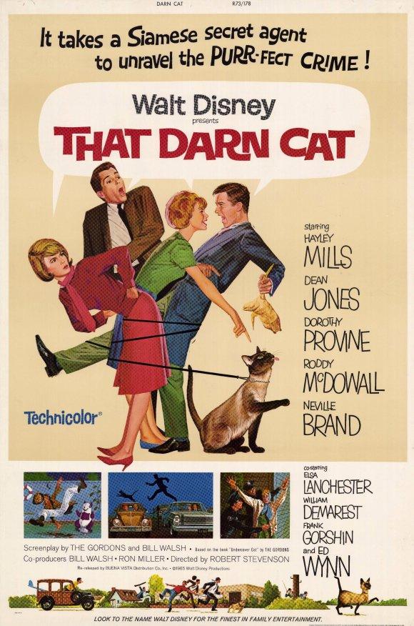 Poster do filme O Diabólico Agente D.C.