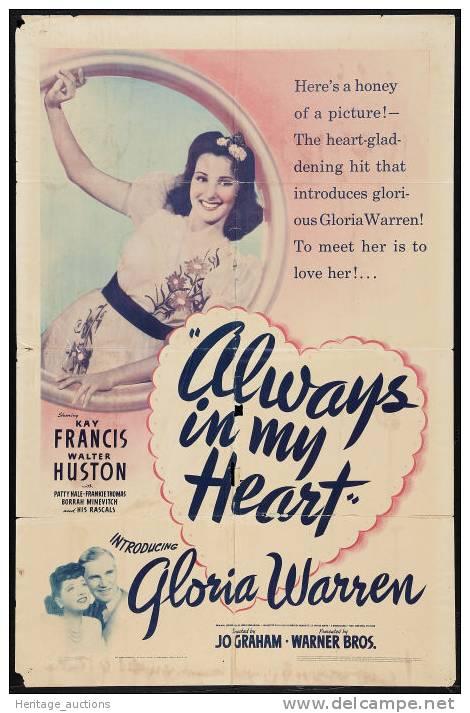 Poster do filme Sempre no Meu Coração