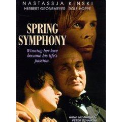 Poster do filme Sinfonia da Primavera