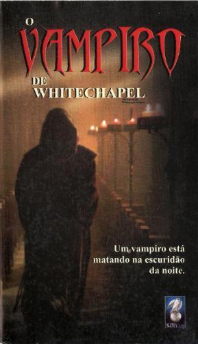 Poster do filme O Vampiro de Whitechapel