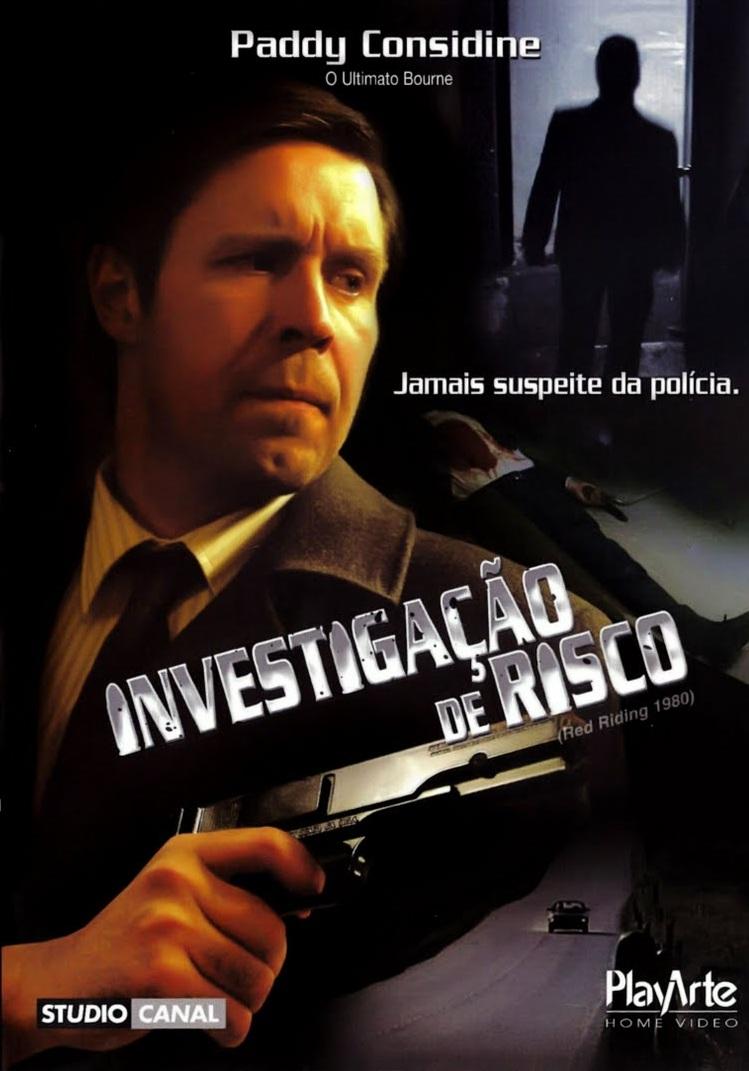 Poster do filme Investigação de Risco