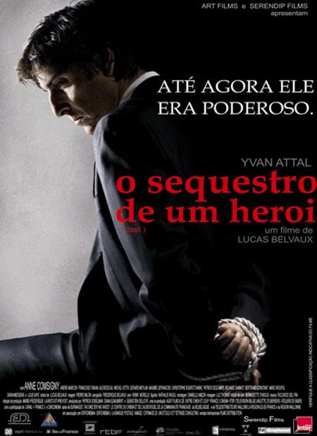 Poster do filme O Sequestro de um Heroi