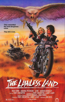 Poster do filme Nas Garras da Vingança