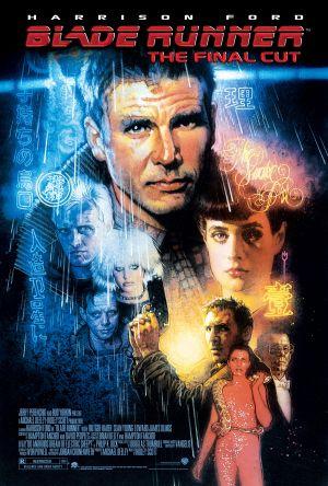 Poster do filme Blade Runner - O Caçador de Andróides 2